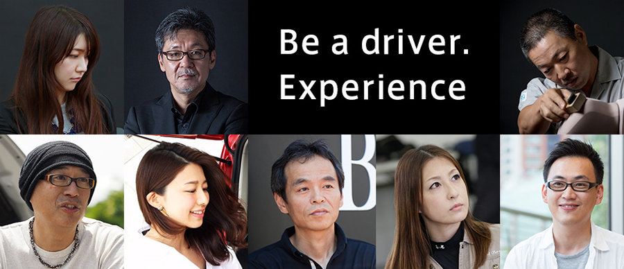 Be a driver. Experience