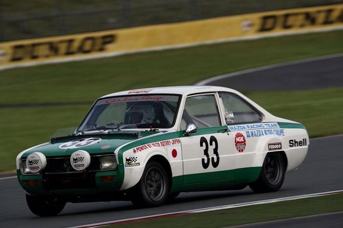ファミリアロータリークーペ 1970年スパ・フランコルシャン24時間レース仕様 (オーナー:加藤 仁 氏)