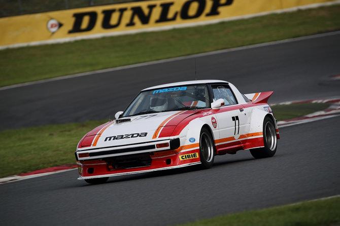 サバンナRX-7 1979年デイトナ24時間レース仕様 77号⾞ (オーナー:成⽥ 秀喜 氏)